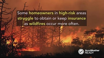 How to get insurance coverage if you live in a wildfire-prone region