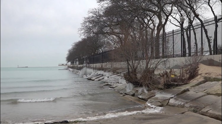 Lake Michigan is warmer - and here are the impacts