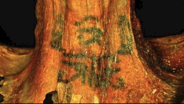 Hidden Tattoos Found on Ancient Mummies
