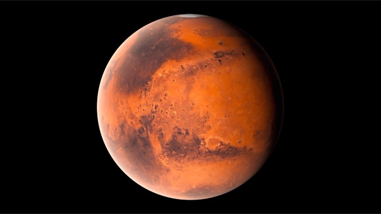 Underground Lakes on Mars Might Not Be Filled With Water at All