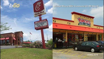 Food Fight! Chick-Fil-A & Popeye's Have Twitter 'Beef' Over Who's Chicken Is Better!