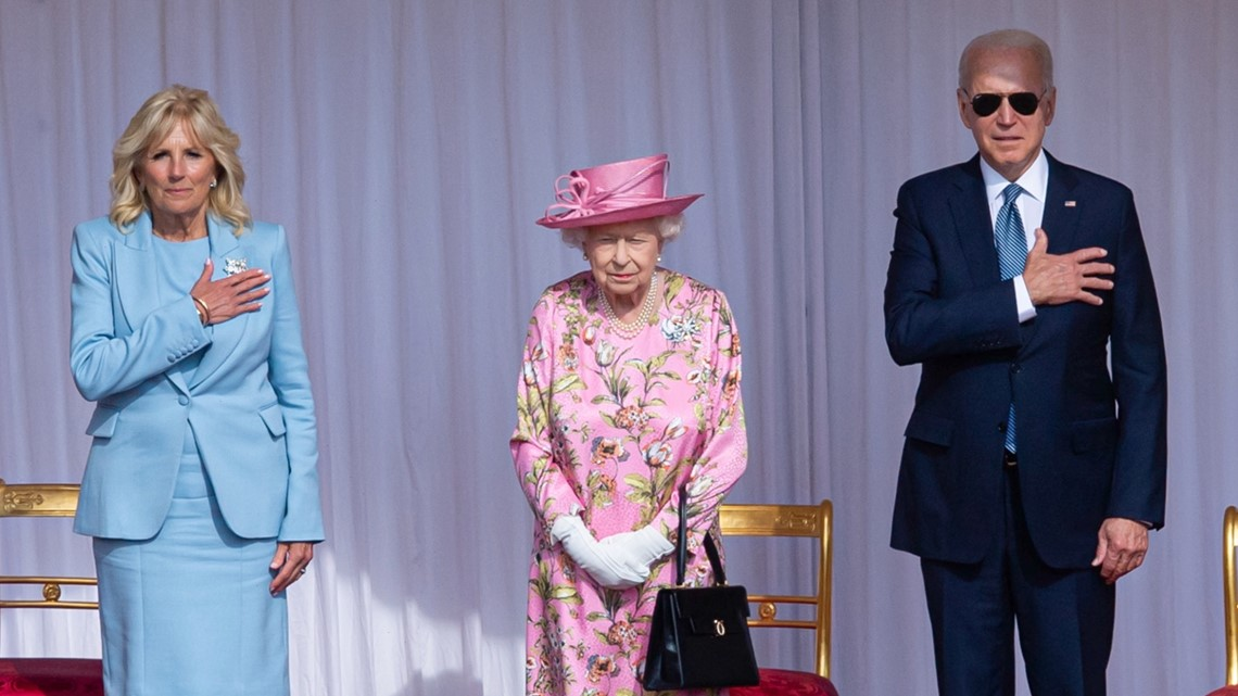 Queen Elizabeth's Floral Dress May Be a Nod to Her Great Granddaughter Lilibet