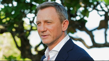 25th Bond movie gets a title: 'No Time to Die'