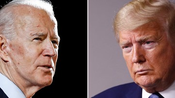 State-backed hackers targeted Trump, Biden campaigns