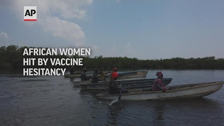 African women hit by vaccine hesitancy