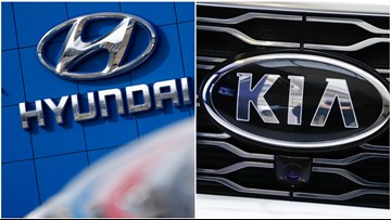 Hyundai, Kia recall over 500K vehicles due to engine fire risk