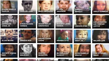 'Help us find them' - A plea for National Missing Children's Day