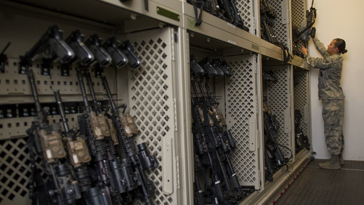 For years US Army hid, downplayed extent of firearms loss