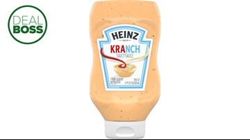 Would you combine ketchup and ranch? Heinz unveils Kranch