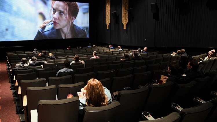 Audiences hold back, even as more movie theaters open