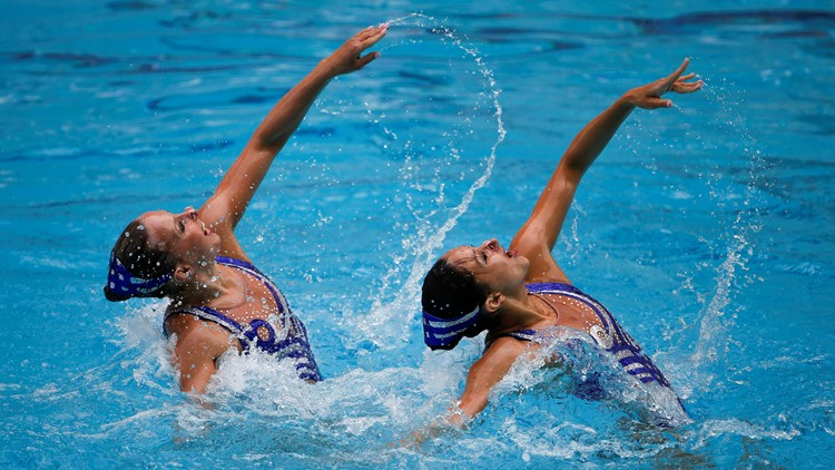 Rules of the Olympic games: Artistic (Synchronized) Swimming