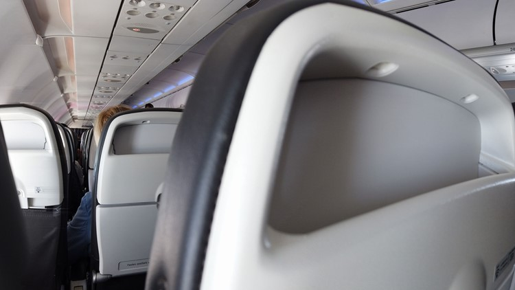 New COVID study about blocking plane seats doesn't account for masks, vaccines