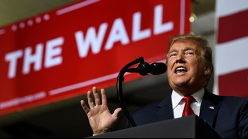Trump says he's not 'thrilled' with border deal