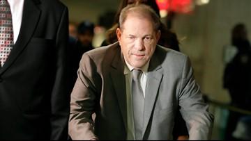 'Sopranos' actress Annabella Sciorra: Harvey Weinstein held me down, raped me