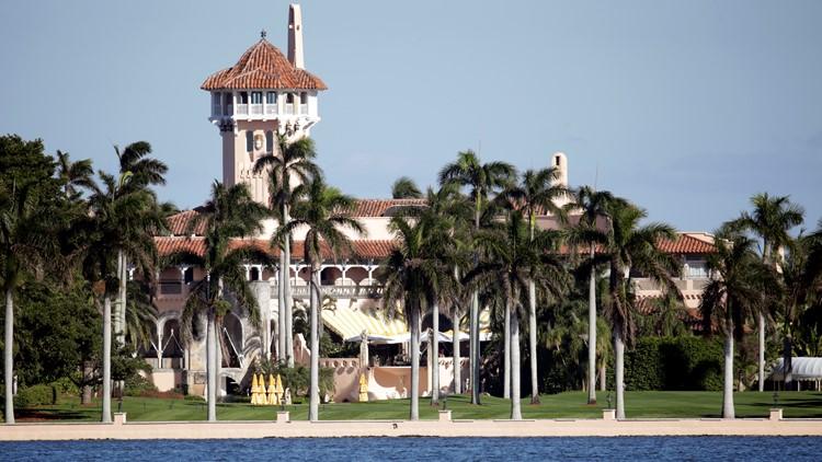 Trump Mar-A-Lago resort AP