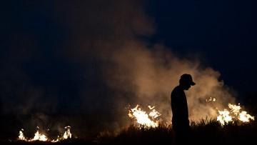 Brazilian troops begin deploying to fight Amazon fires