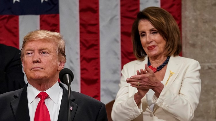 Did Nancy Pelosi take millions from social security to fund Trump impeachment inquiry? | VERIFY