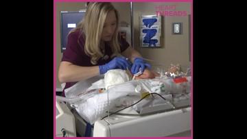 Preemie grows up to be NICU nurse