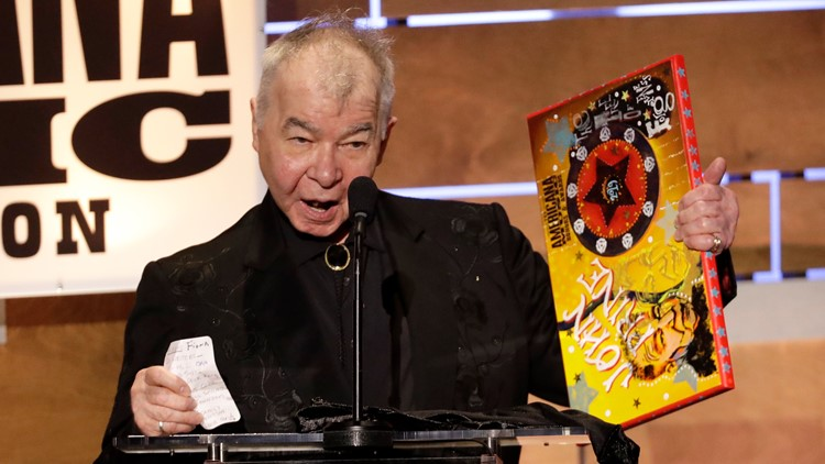 'Sing his songs' | John Prine's family offers update after he was hospitalized with COVID-19 symptoms