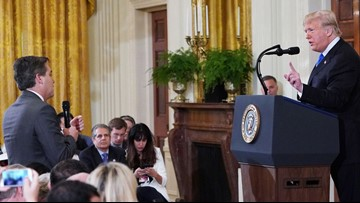 Fox News, NBC, other media outlets support CNN lawsuit against White House