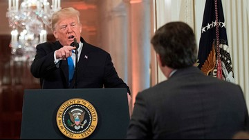 Ruling in CNN reporter's White House credential case expected Friday