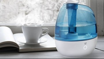 This $24 humidifier can help fight the effects of dry winter air