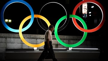 Tokyo Olympics just beginning to reset themselves