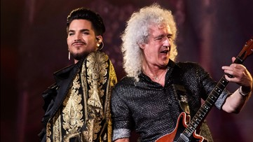 Queen and Adam Lambert honor global COVID-19 'Champions'
