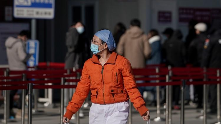 Chinese city reports coronavirus found on ice cream