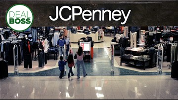 Buy one and pay a penny for a second pillow, kid's shirt, mattress pad and more at JCPenney this weekend