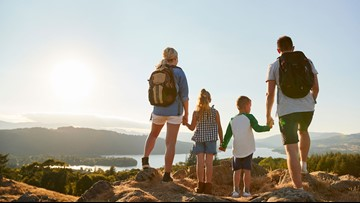 How to keep kids safe when traveling