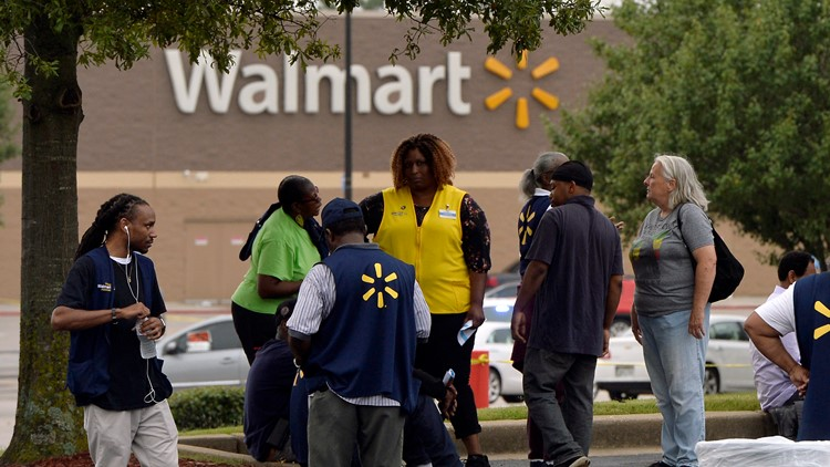 Walmart Shooting Mississippi