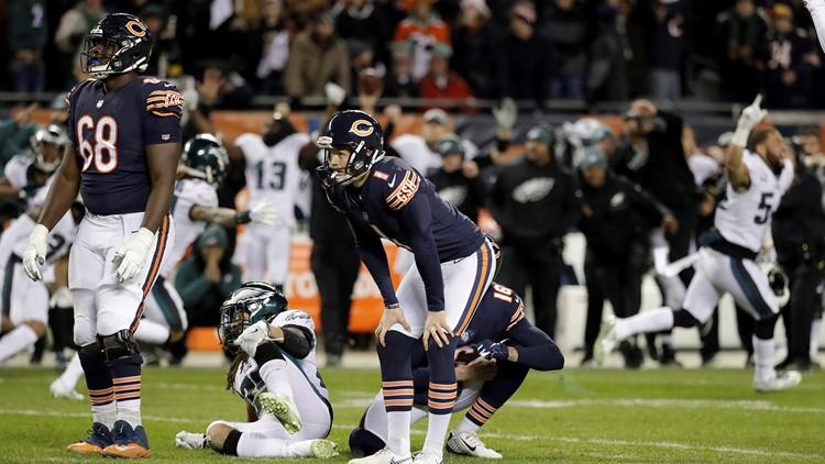 Bears Pace Nagy Football