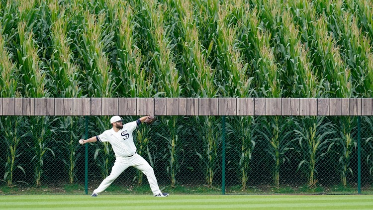'Field of Dreams' game ends with home run into the corn; MLB says more to come