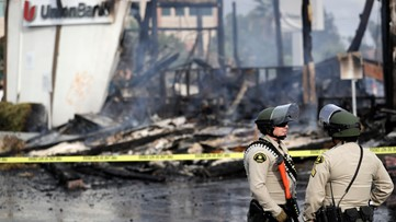 US cities assess protest damage, await another day of unrest