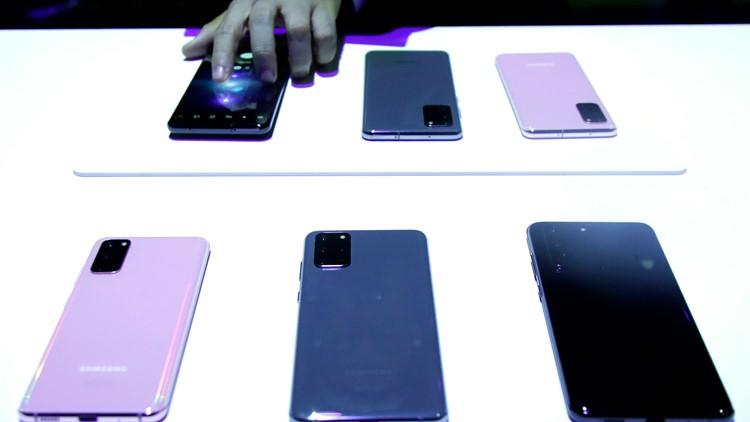 Samsung New Phones Feb 2020 AP
