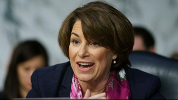 Minnesota Sen. Amy Klobuchar joins 2020 presidential race