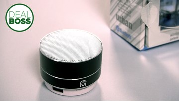 How to get two powerful wireless speakers for $30