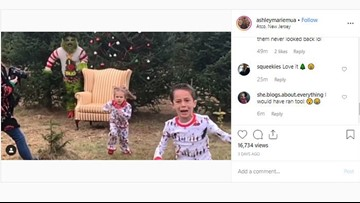 Video of Grinch scaring kids during photoshoot makes internet's heart grow 3 sizes