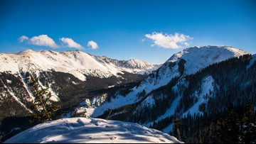Official: 2 pulled from avalanche in New Mexico, search ongoing for others