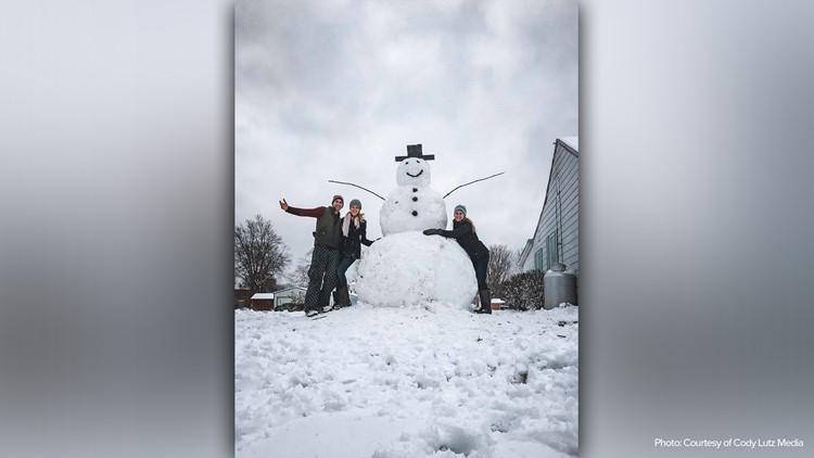 snowman vandal kentucky 1
