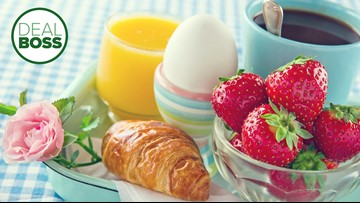 A Mother's Day breakfast rescue hotline is offering to answer your cooking questions