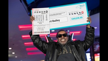 Powerball winner in New York: 'You have to watch out for your safety'