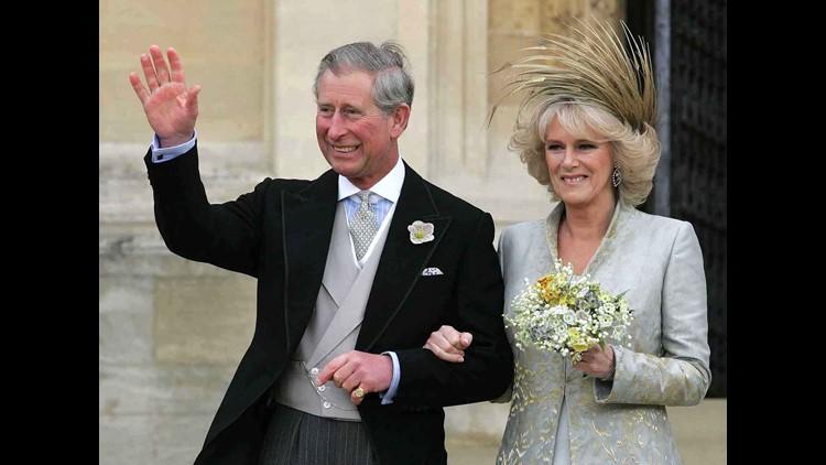 AP TOPIX BRITAIN ROYAL WEDDING I GBR