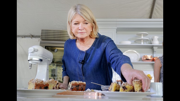 Martha Stewart is teaming up with well-known Las Vegas restaurants to bring foodies, locals and tourists a memorable tasting experience.