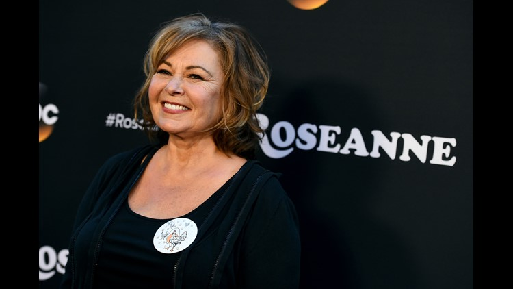 Roseanne Barr has a history of supporting Trump — and promoting right-wing conspiracy theories