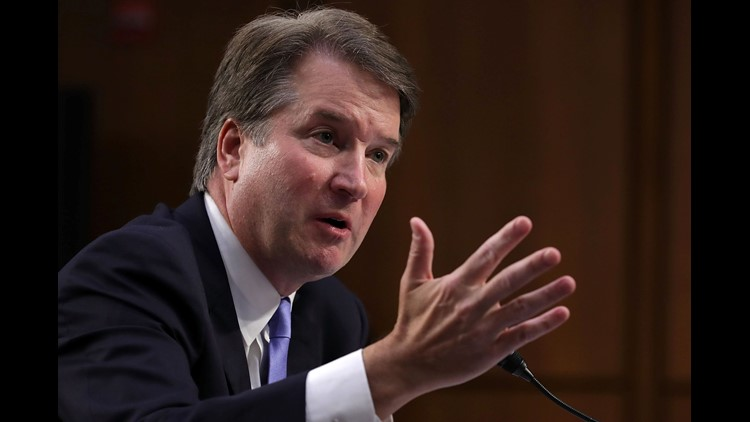 Christine Ford-Brett Kavanaugh Hearing Is Underway