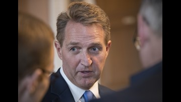 Sen. Jeff Flake draws the line: Protect Mueller probe or no new federal judges