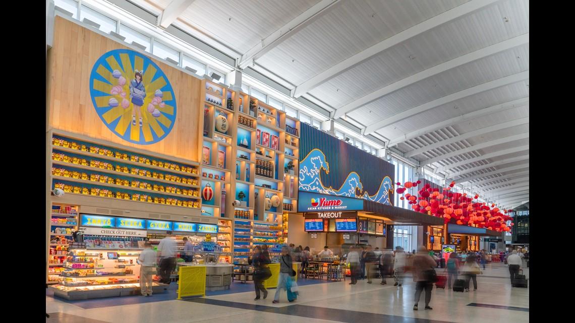 Tasty New Airport Restaurants Pop Up In Houston Denver