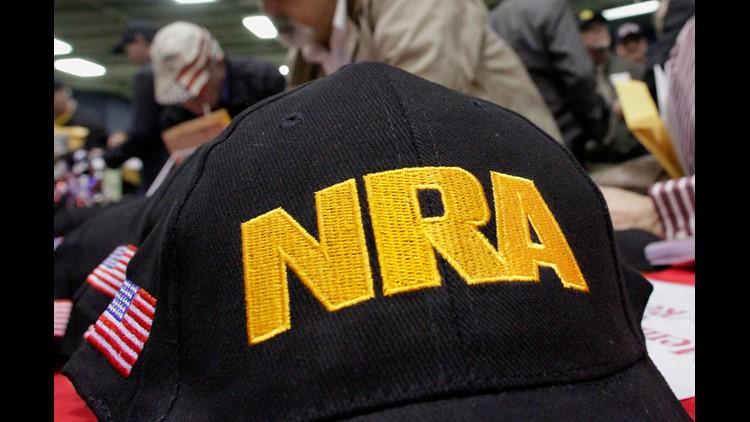 AP NRA REACTION STARKEY A FILE USA IL